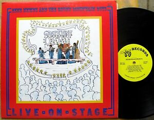 OKLAHOMA-BLUEGRASS-LP-GENE-NEWBY-amp-THE-ROUND-MOUNTAIN-BOYS-Grapevine-Opry-Live