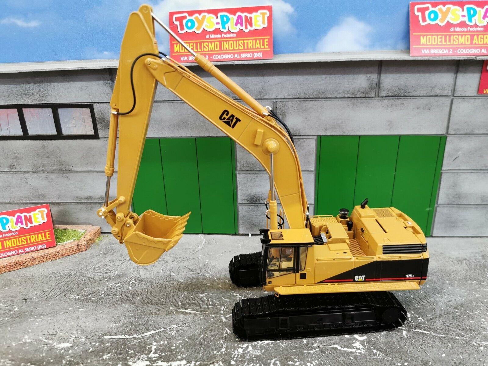 CCM Cat 375L Hydraulic Excavator Caterpillar 1 48