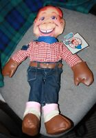1988 Applause Inc Howdy Doody Plush Stuffed Doll With Tag Free Shipping Usa