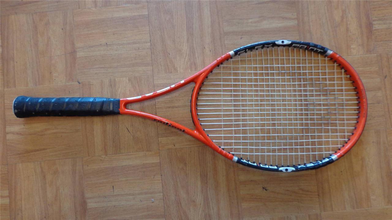 Cabeza Flexpoint Radical Midplus 98  18x20 4 5 8 Grip Tenis Raqueta  perfecto