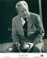 "1975 Eddie Albert in ""The Longest Yard"" Original News Service Photo"