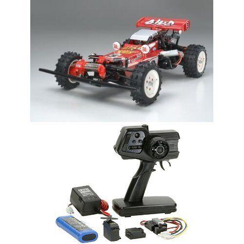 Tamiya 1   10 rc - car - serie no.391 hot shot 2007 kit off - road - set 58391 fahren