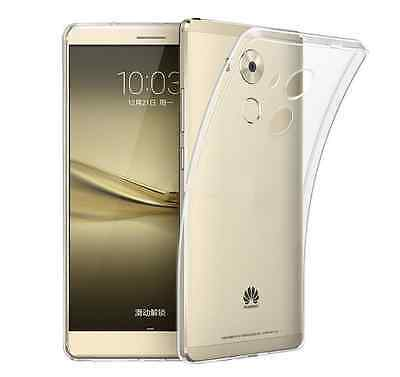 Silicone Clear Transparent TPU Ultrathin Case Cover For Huawei Phones