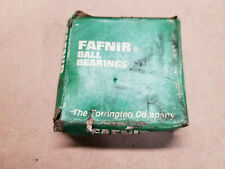 FAFNIR 207KDD BEARING METAL SEALED 207 KDD 6207 ZZ 35x72x17 mm