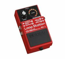 Boss RC1 Loop Station Electric Guitar Effects Pedal RC-1