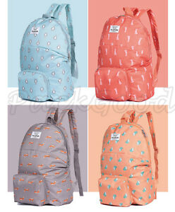Image is loading Foldable-Water-Resistant-Travel-Sports-Outdoor-Shoulders- Bag- 53abccada8684