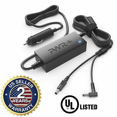HP EliteBook 840 G3 Compatible Laptop Power DC Adapter Car Charger