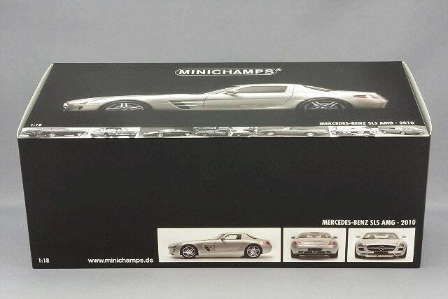 ahorre 60% de descuento Minichamps 1 18 Mercedes Mercedes Mercedes SLS AMG (C197)  promociones