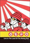 Live in the Land of the Rising Sun by Devo (DVD, Aug-2011, Dashiki Clout)