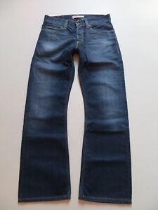 Levi-039-s-512-Bootcut-Jean-Hoses-W-32-L-32-KULT-Vintage-Denim-mit-TOP-Waschung