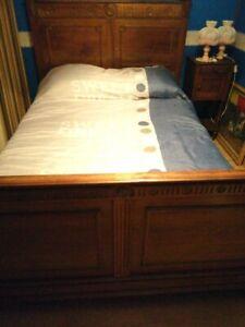 details sur lit henri 2 occasion meuble en bois ancien