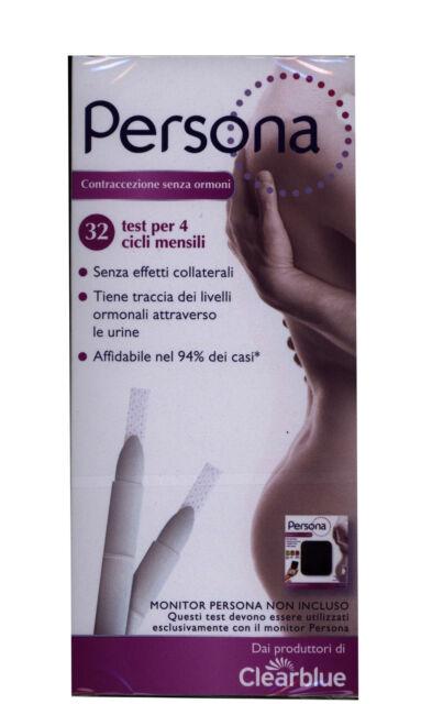 PERSONA CLEARBLUE 32 STICK 4 CICLI MENSILI PRIMO PREZZO OFFERTA PROMO SOTTOCOSTO