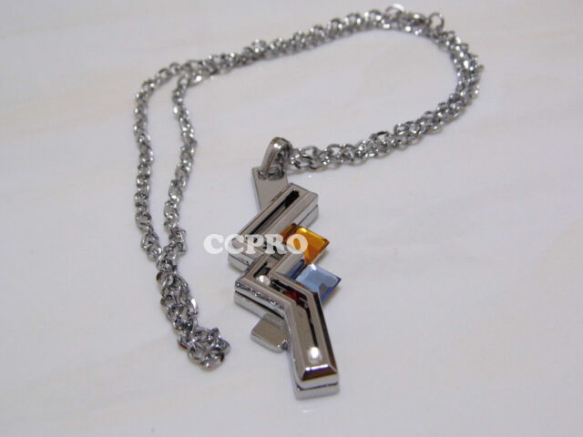 Final Fantasy Xiii 13 Collana Pendant Lightning Cosplay Ciondolo