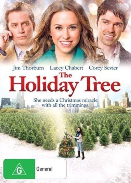 The Holiday Tree (DVD, 2014)