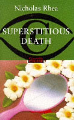 1 of 1 - Good, Superstitious Death (Constable Crime), Rhea, Nicholas, Book