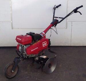 Honda F501 Rotary Tiller Lawn Garden Cultivator Rototiller