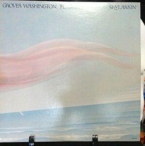 GROVER WASHINGTON JR.  Skylarkin' Released 1979 Record/Vinyl Collection USA