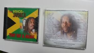 TONY-RAY-amp-AMJAH-ISRAELI-REGGAE-PROMO-SEALED-CD-THE-VOICE-OF-JAMAICA