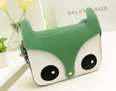 Women Girls Cross Body Purse Cute Owl Satchel Messenger Shoulder Bag Handbag