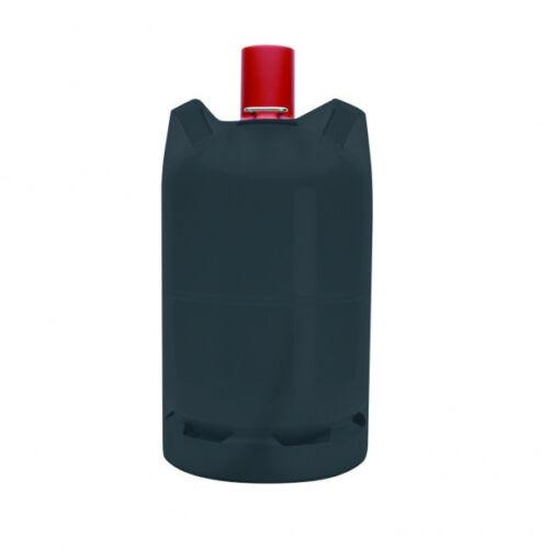Tepro Universal Abdeckhaube Schutzhülle für Gasflasche 11 kg schwarz TOP NEU