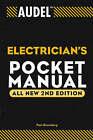 Audel Electrician's Pocket Manual by Paul Rosenberg (Paperback, 2003)