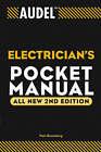 Audel Electrician's Pocket Manual by Paul Rosenberg (Paperback, 2003)