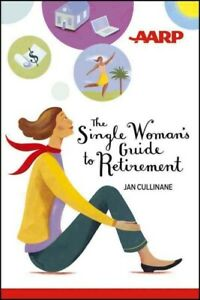 Single-Woman-039-s-Guide-to-Retirement-Paperback-by-Cullinane-Jan-Like-New-Use