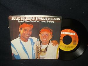 Willie nelson julio iglesias