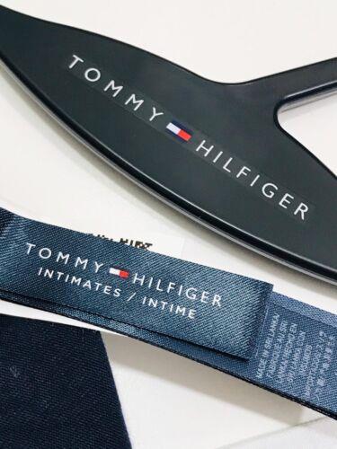 Navy Tommy Hilfiger Essential Flag Logo Underband Cotton Bralette RRP £30