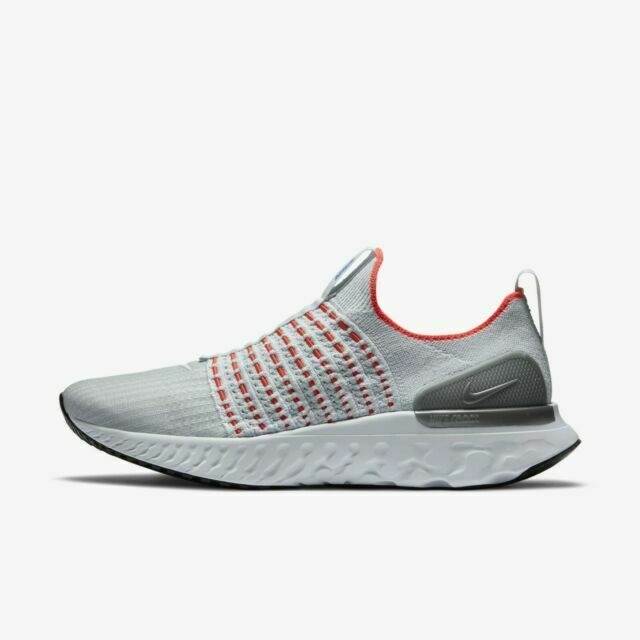 Size 7.5 - Nike React Phantom Run Flyknit 2 Pure Platinum for sale ...