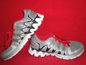 Reebok Zigtech Athletic-Running Youth Boy s Shoes Multi-Color Size 5 ... 2828f319e