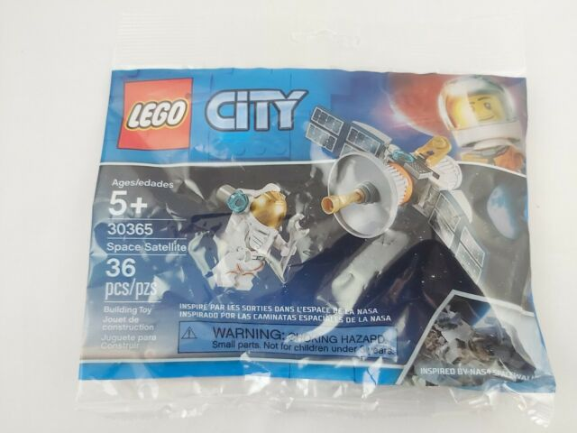 Lego City 30365 Space Satellite Polybag Brand New / Sealed