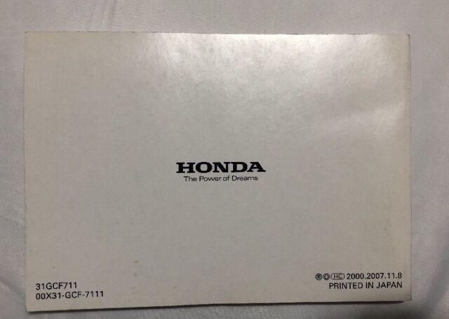 Honda Owner/'s Manual 2012 CRF70F CRF 70 F  # 31GCF740