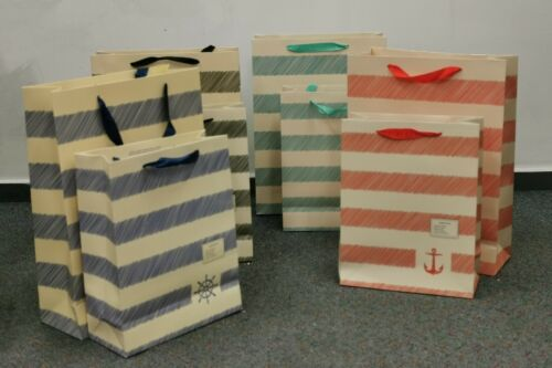 32-42cm Paper Bags Gift Shopping Carry Craft with Handles for Christmas Wedding