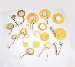 10Pcs-Dia-12-15-20-27-35-50-mm-Piezo-Elements-Sounder-Sensor-Trigger-Drum-Disc