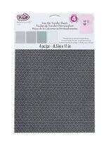 Tulip Iron-on Transfer Sheets Black & White Prints 4-pack