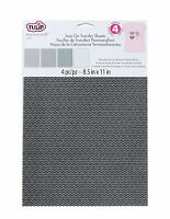 Tulip Iron-on Transfer Sheets Black & White Prints 4-pack