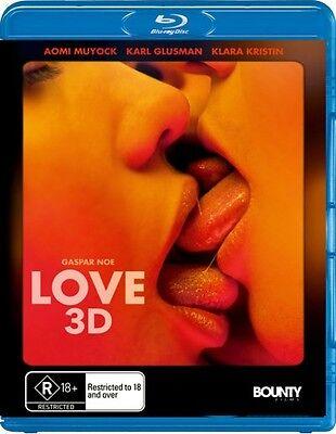 Love (3D Blu-ray/Blu-ray) [Region B] [Blu-ray] - DVD - New - Free Shipping.