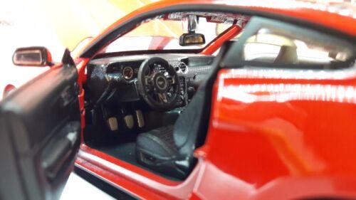 Ford Mustang Grau 2015 2.3 3.7 5.0 V8 Gt 1:24 Skala-Modelle Modellauto 31508 Spielzeugautos