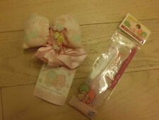 Sanrio little twin stars  Hair accessary comb set hair gum ribbon mascot