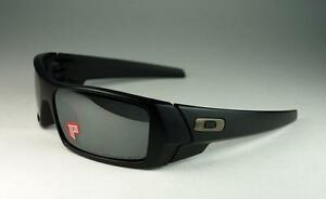 6260a9f3d73 Image is loading New-Oakley-POLARIZED-Gascan-Sunglasses-Matte-Black-Black-