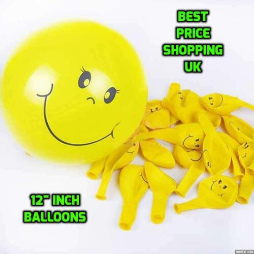 100 LARGE PLAIN BALONS BALLONS HELIUM BALLOONS Birthday Wedding BALOONS PARTY