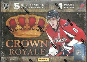 2011-12-Crown-Royale-Factory-Sealed-Hockey-Hobby-Box-Nugent-Hopkins-AUTO-RC