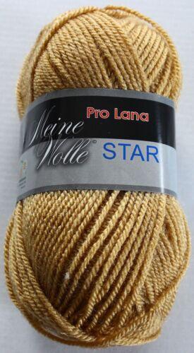 "29,80 €//kg Pro lana /""star/"" 50g cuerda hilo acrílico lana"