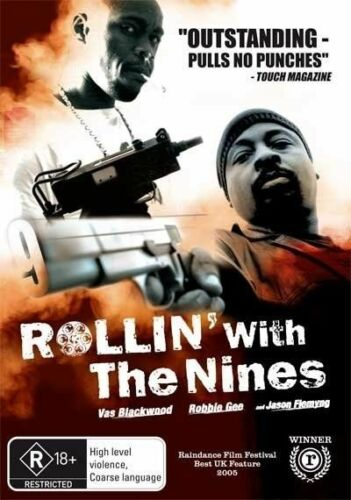 1 of 1 - Rollin' With The Nines (DVD, 2007)-REGION 4-Brand new-Free postage