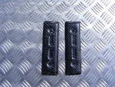 Carbon Fibre FZS600 Fazer Radiator Covers FZS 600 Side Panel Yamaha