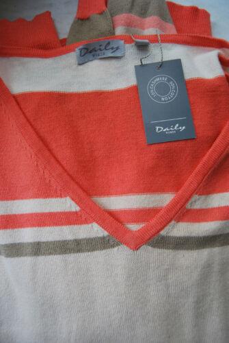 avec D doux Xxl Daily du Sweater 119 cachemire fin Edel 1222 Women et Jumper Tricot Aag4Hn