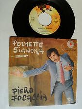 "PIERO FOCACCIA: Suono la fisarmonica 7"" 1970 Italian Barclay RARE RAR/NP 77531"