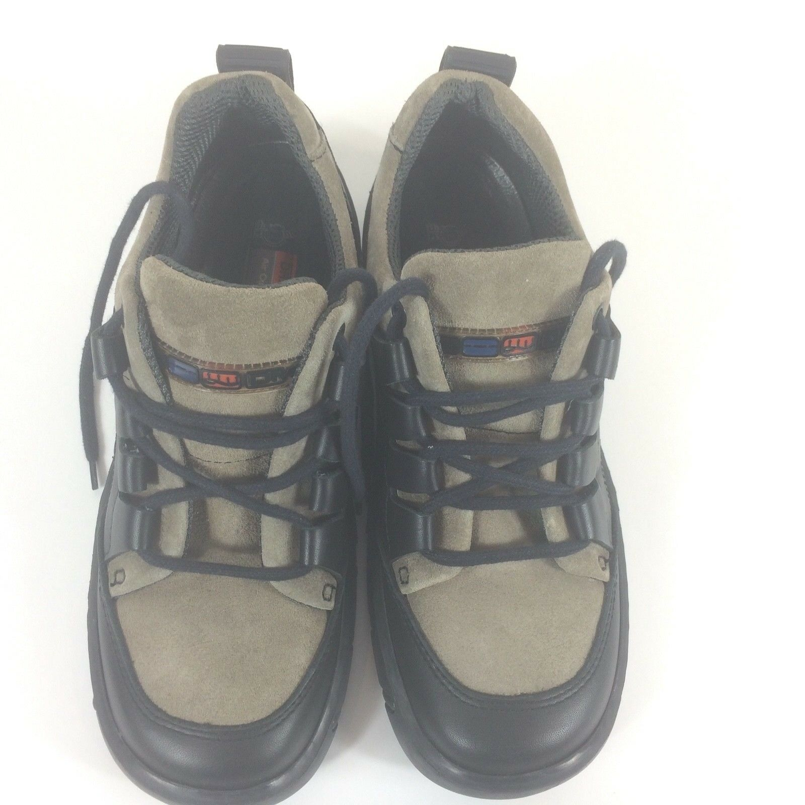 Dr. Martens 9563 AW004 Air Cushioned Tan and Black Walking Shoes Women's Size 5