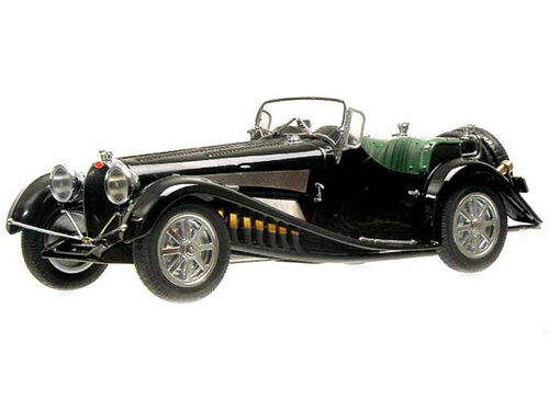 1931 BUGATTI TYPE 54 ROADSTER Noir 1 18 Mullin collection MINICHAMPS 107110160